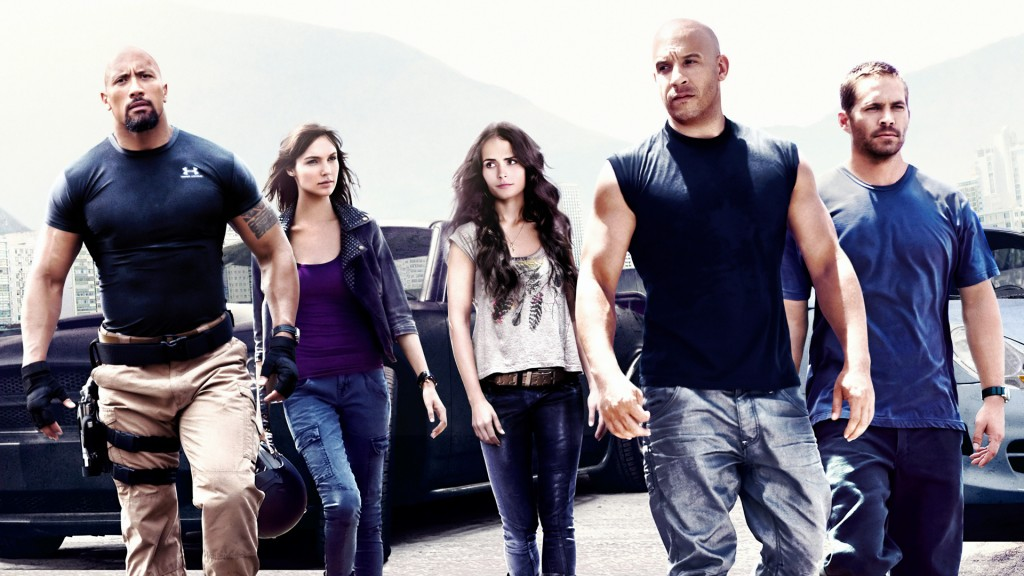 'The Fast and the Furious', dat is ook om ter stoerst poseren.