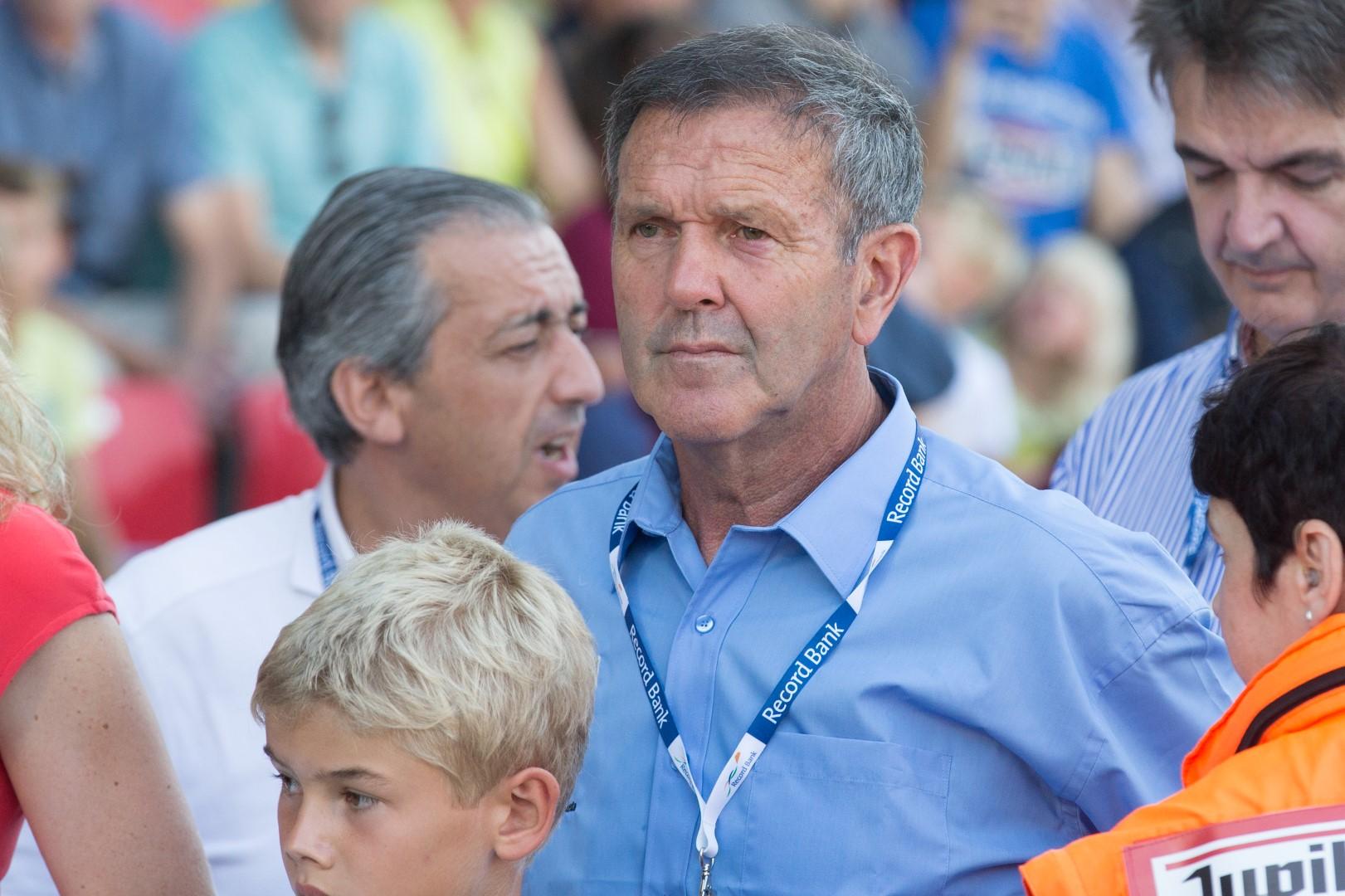 "Roger De Vlaeminck: ""Ik kon elke grote ronde gewonnen hebben.""(foto belga)"