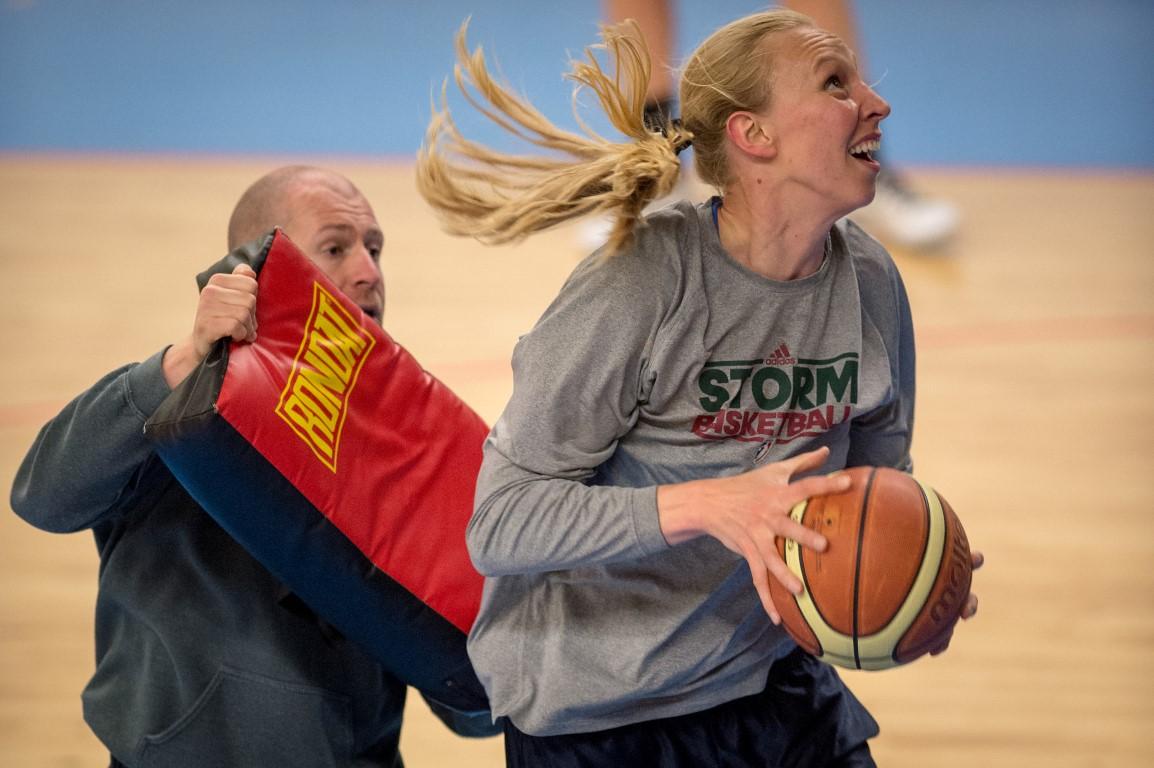 """Verbazend: Ann Wauters werd nog niet verkozen tot Sportvrouw van het jaar. """"Wie bepaalt dat eigenlijk?"""" (foto belga)"""