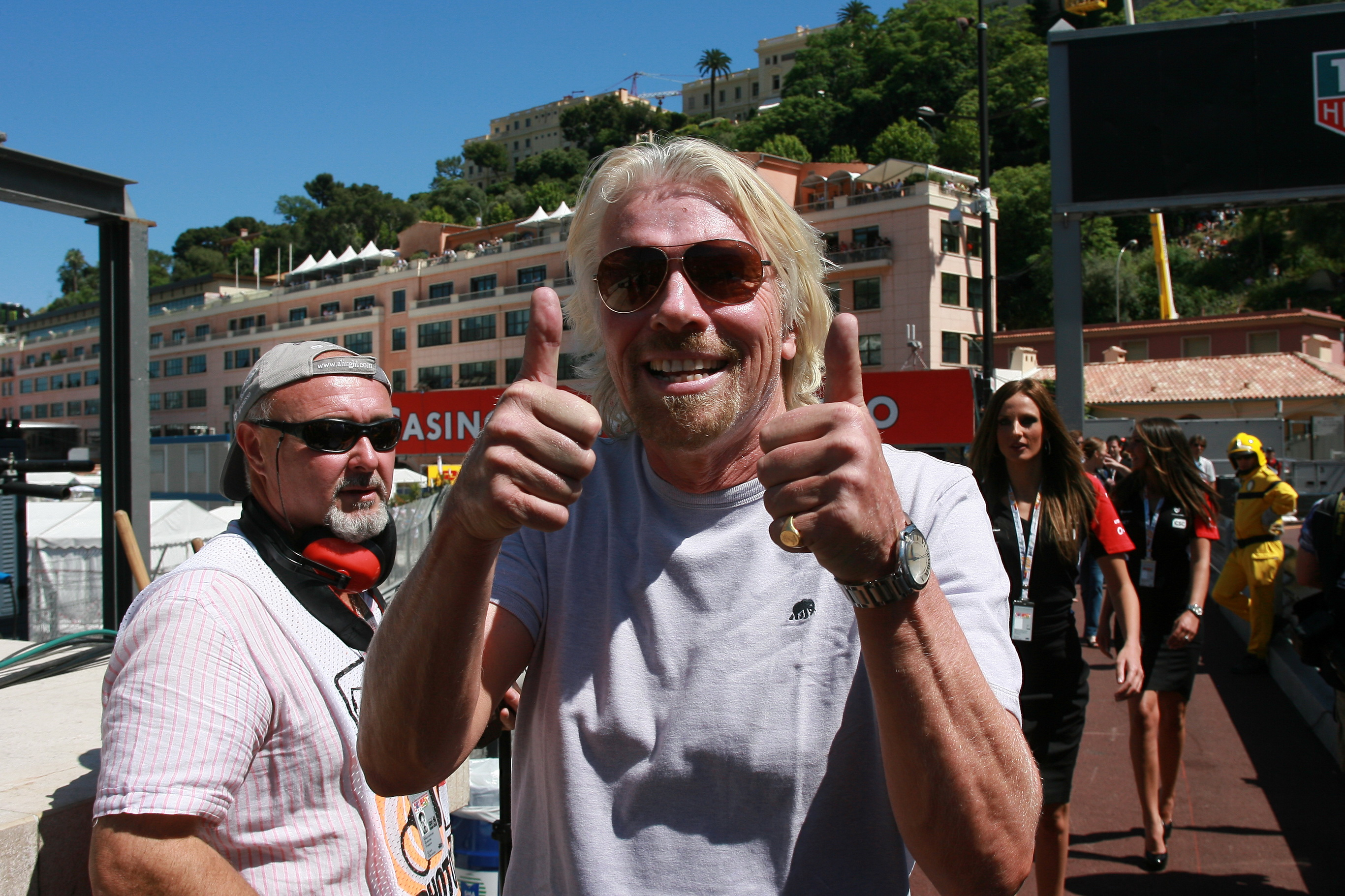 De top 10 tips om succesvol te worden, volgens Richard Branson ...