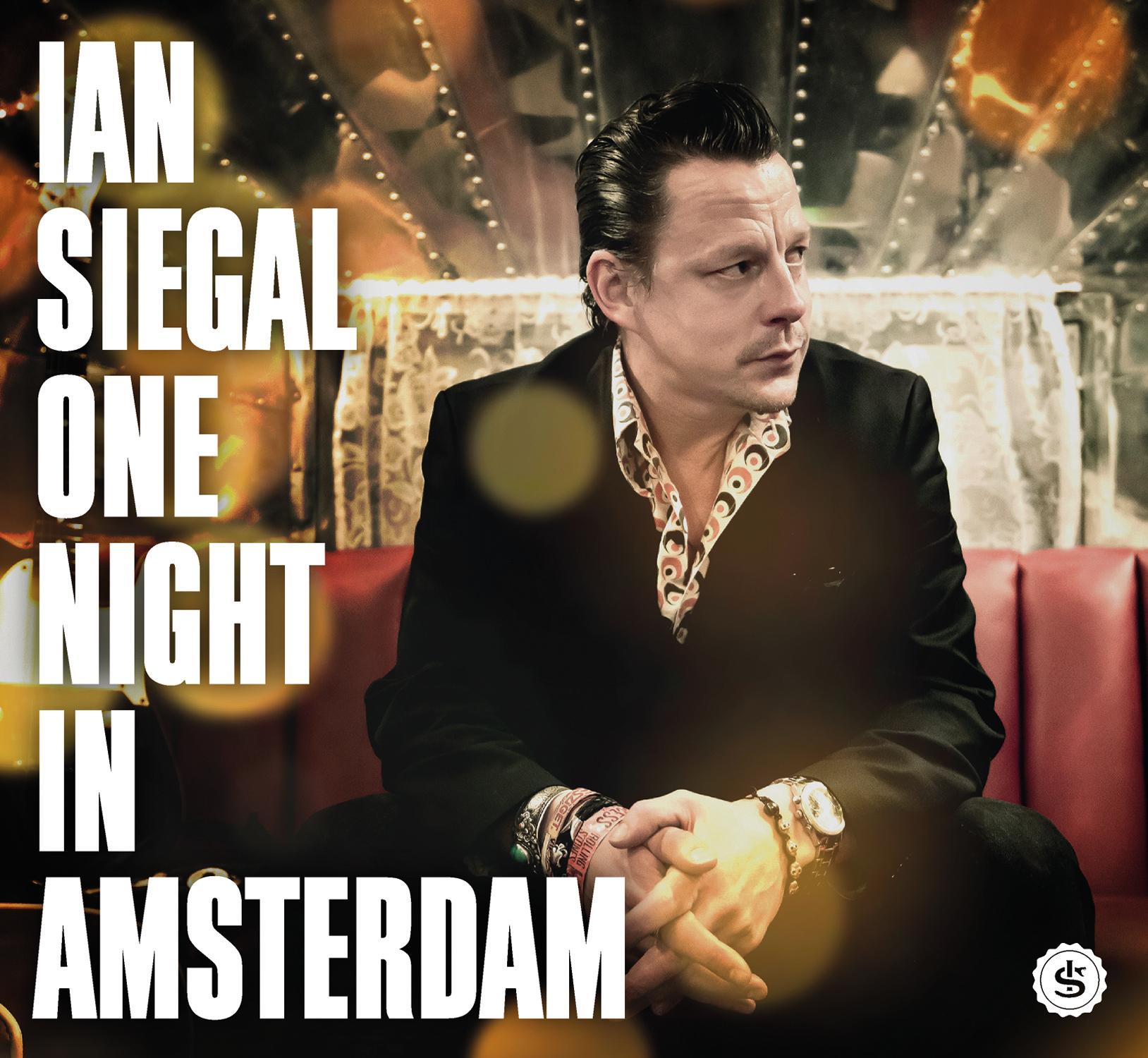 Het concert promootte het nieuwe live-album dat opgenomen werd in Amsterdam.