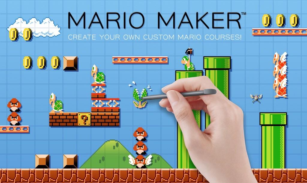 In 'Super Mario Maker' kan je eindelijk zelf levels maken. Wedden dat het niet zo makkelijk is als je eerst dacht?