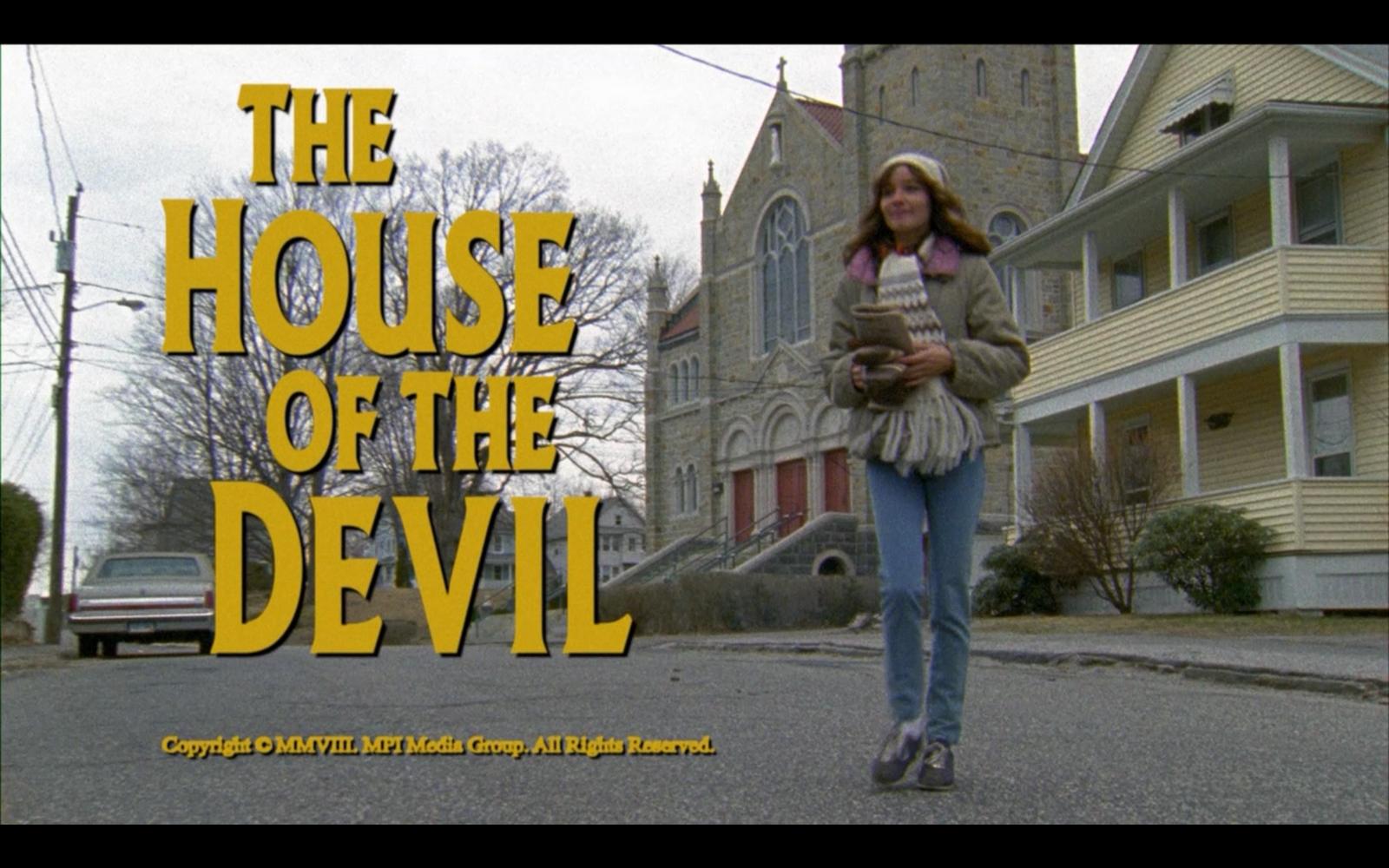 Er is geen enkele film die de sfeer van de 80's beter oproept dan 'The House of the Devil'. Absolute topper van Ti West.