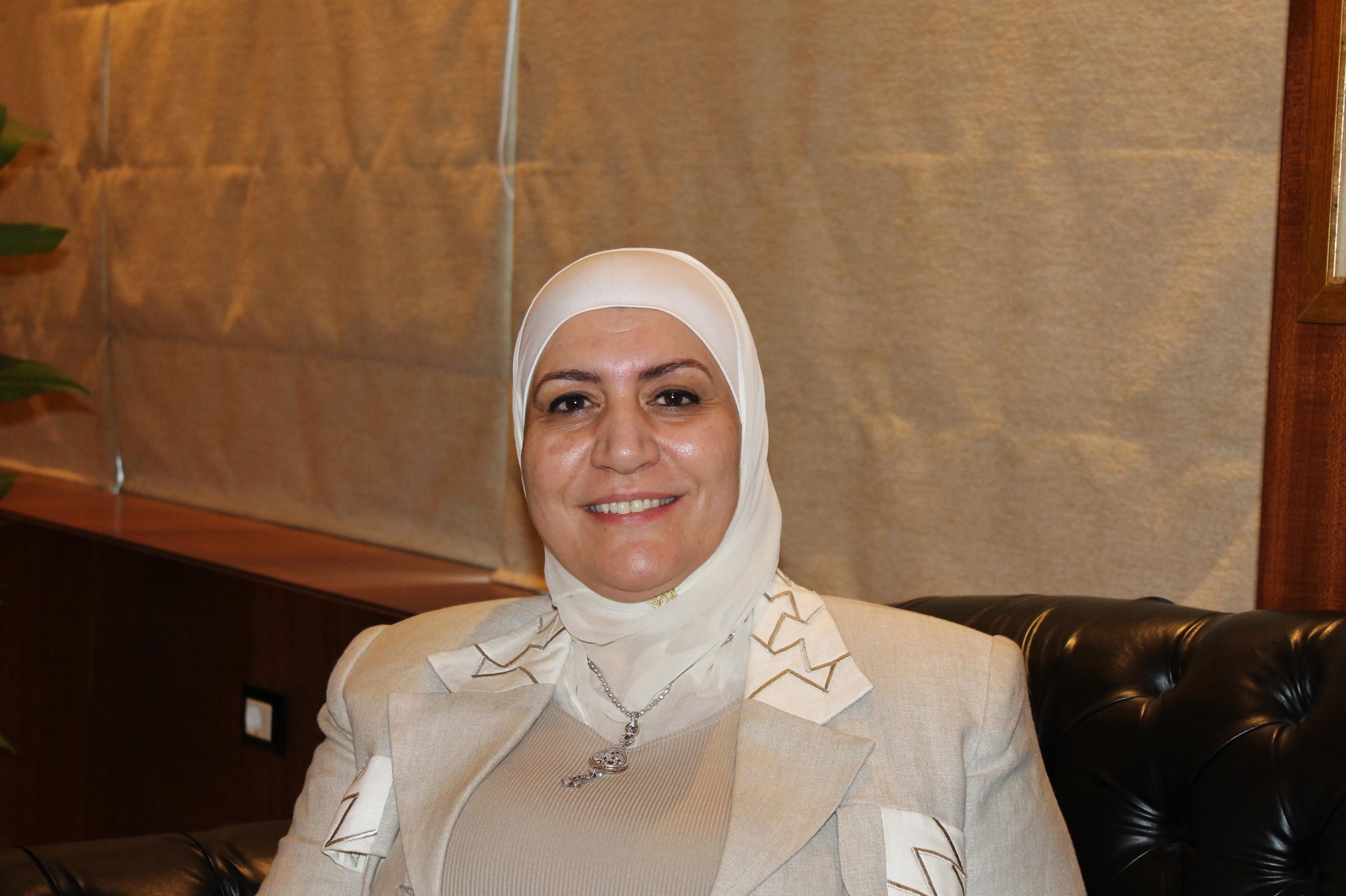 """Rima Kadri: """"We willen alle vluchtelingen activeren."""""""