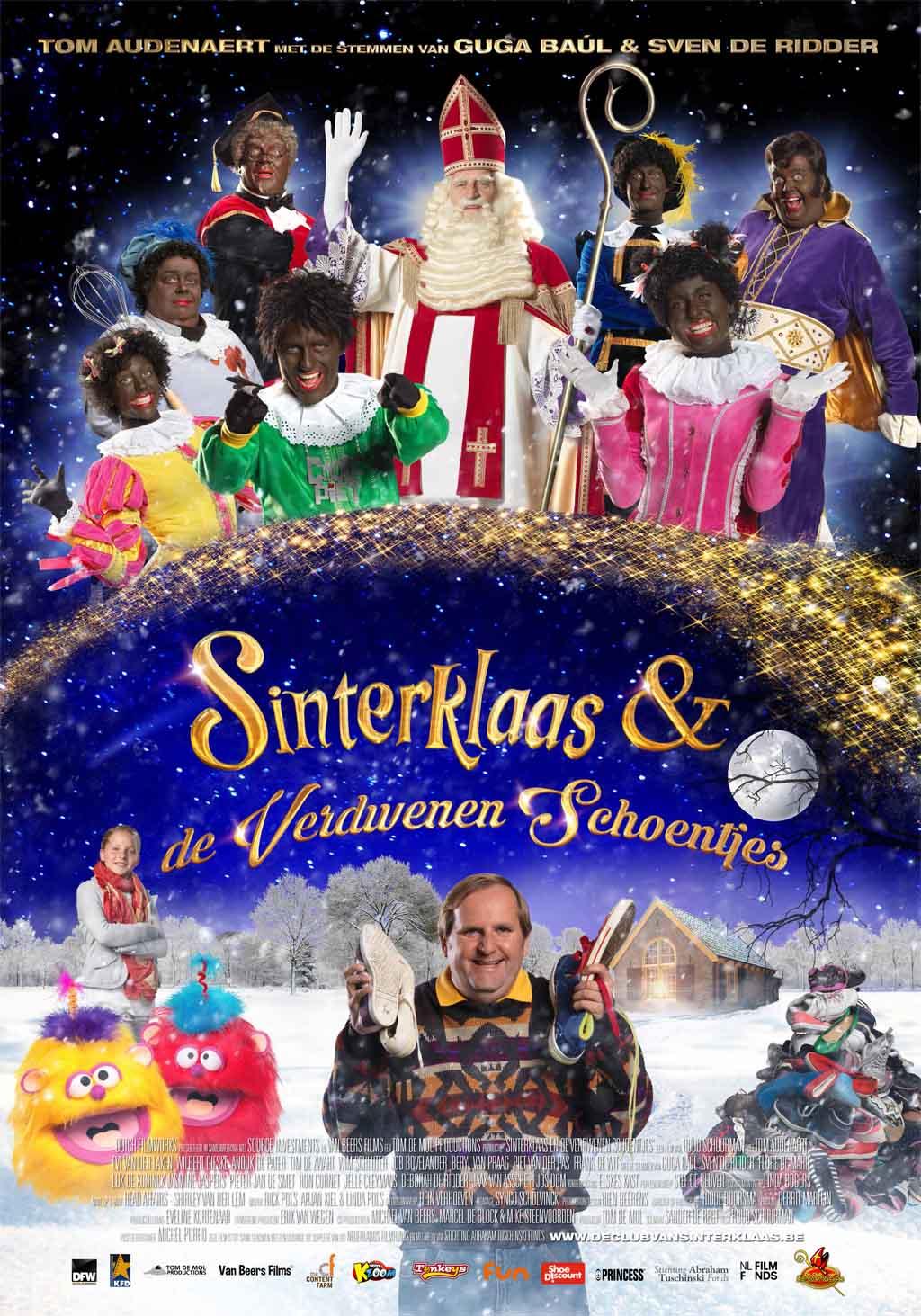 Win Een Familieticket Voor De Film Sinterklaas En De