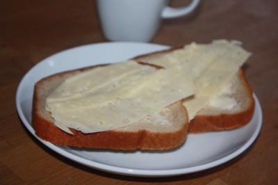 Triester dan dit moet het niet woorden. Ook wel de 'strugglewich' genoemd.