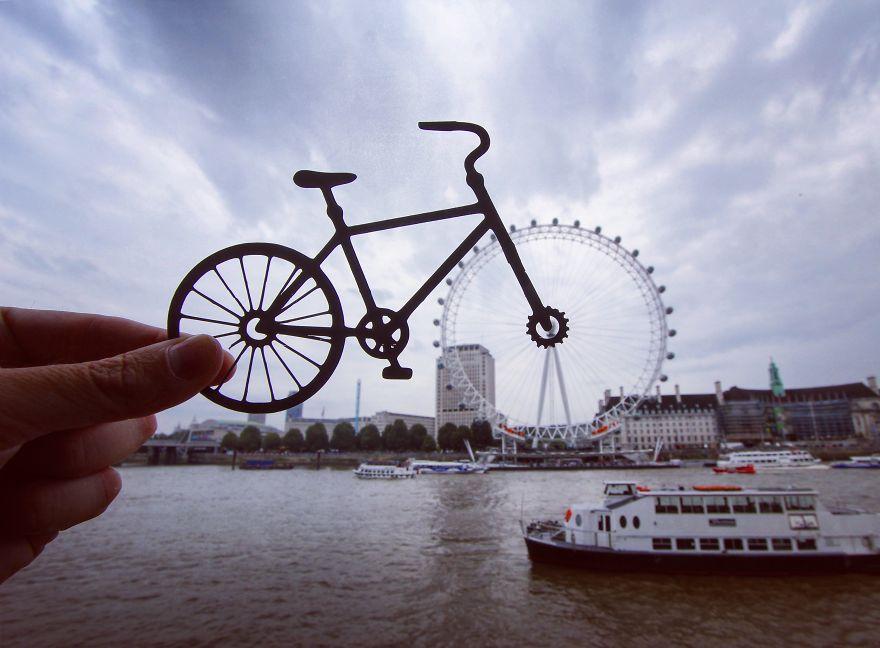 Londen Eye - Londen