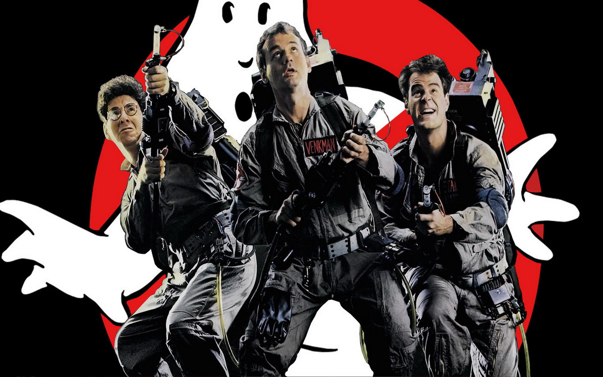 """Ghostbusters 3 Wallpaper """"Who you gonna ca..."""