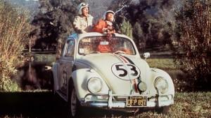Herbie kon al eens van mening verschillen met zijn bestuurders.