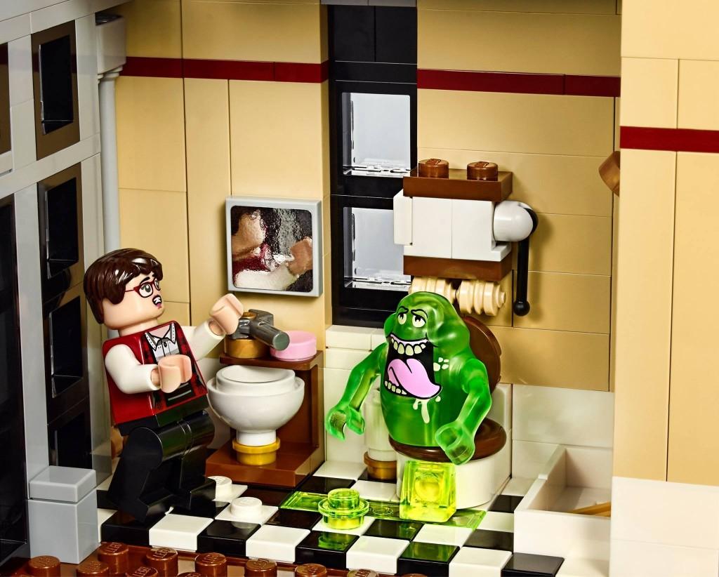 Slimer zorgt voor verstoppingen in de wc.