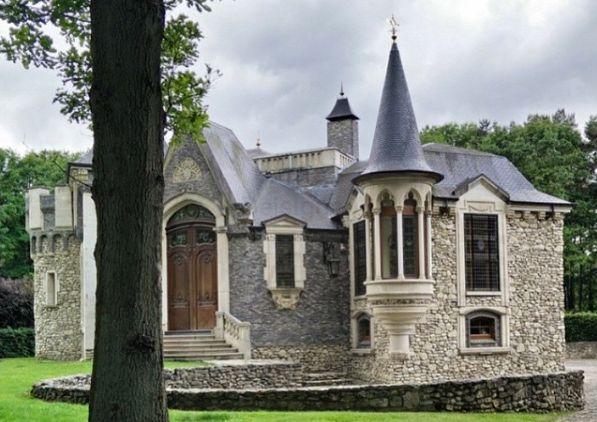 Dit moet je gezien hebben de 10 lelijkste huizen van belgi de zondag - Huizen van de wereldbank ...