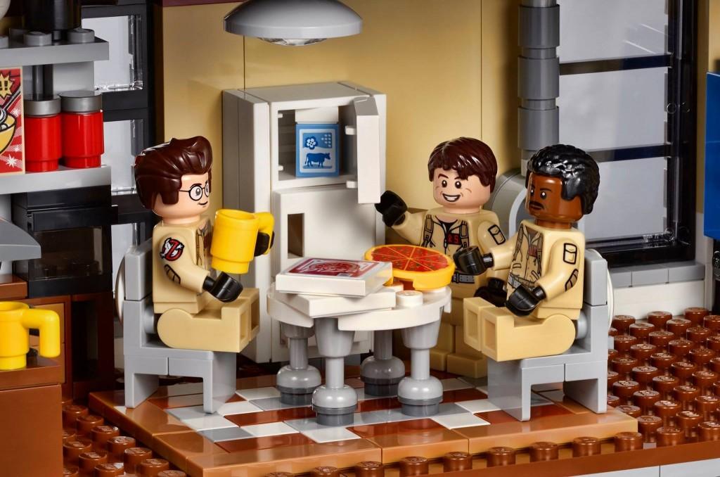 """""""Who you gonna call?"""" De pizzeria natuurlijk!"""