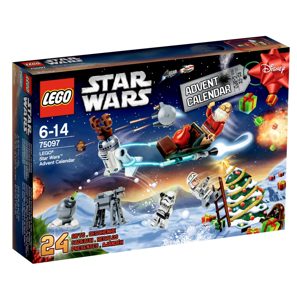 LEGO Star Wars Advent Calendar € 32,99