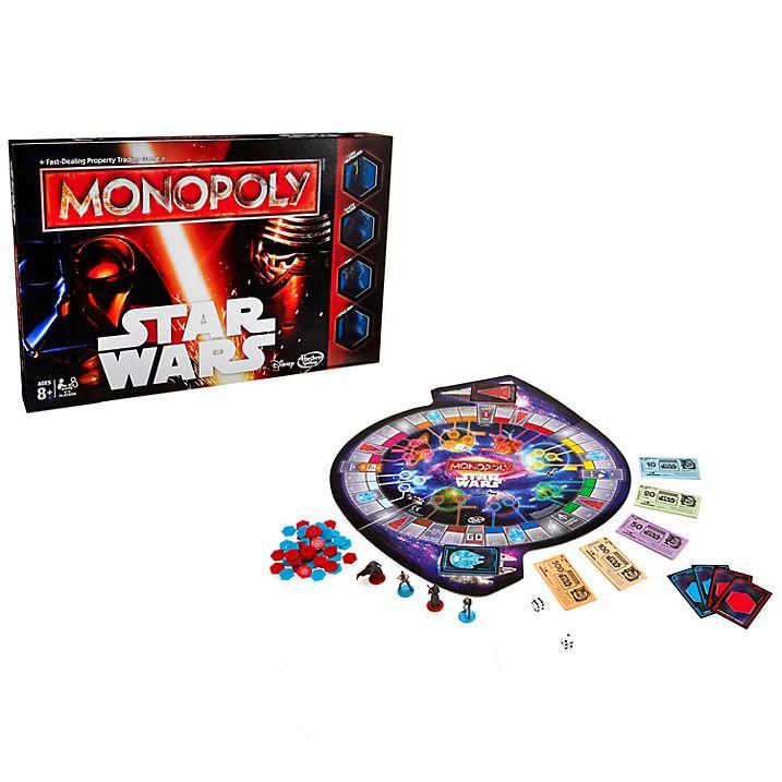 starwars monopoly