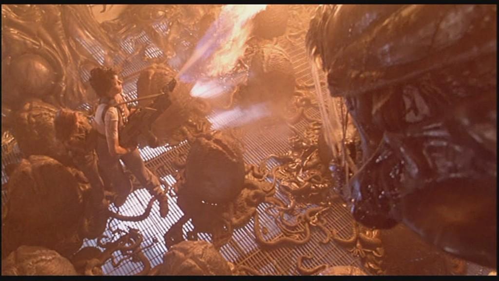 'Aliens' op dvd...