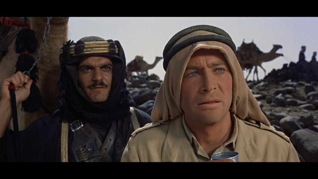 'Lawrence of Arabia' is een film uit 1962, maar door technologie ziet ie er wee
