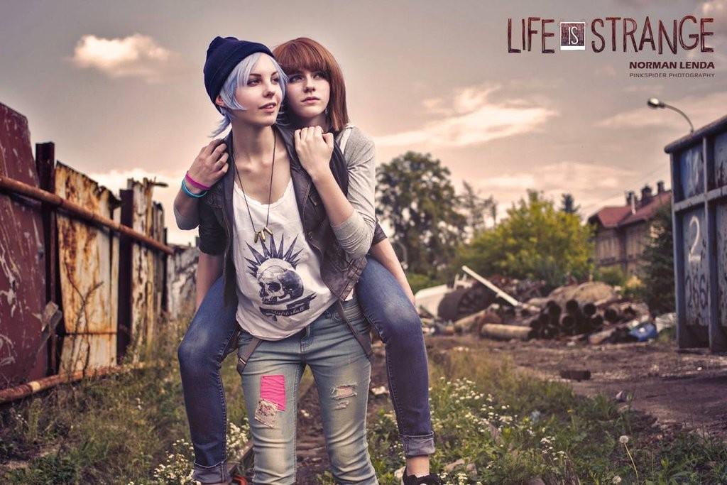 'Life is Strange' is een hit, en daar hoort cosplay bij.