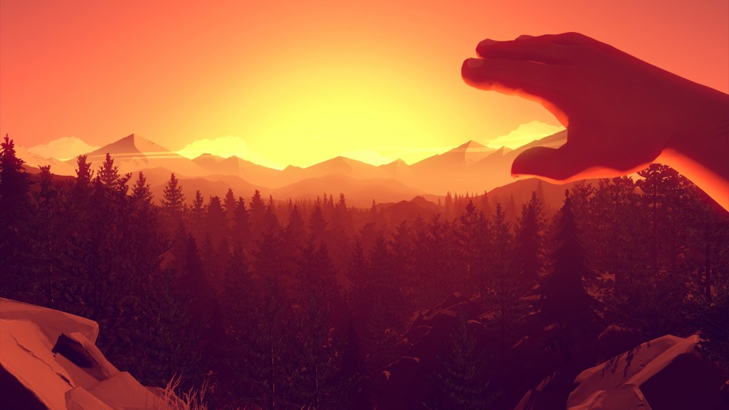 'Firewatch' is één groot kodak moment.