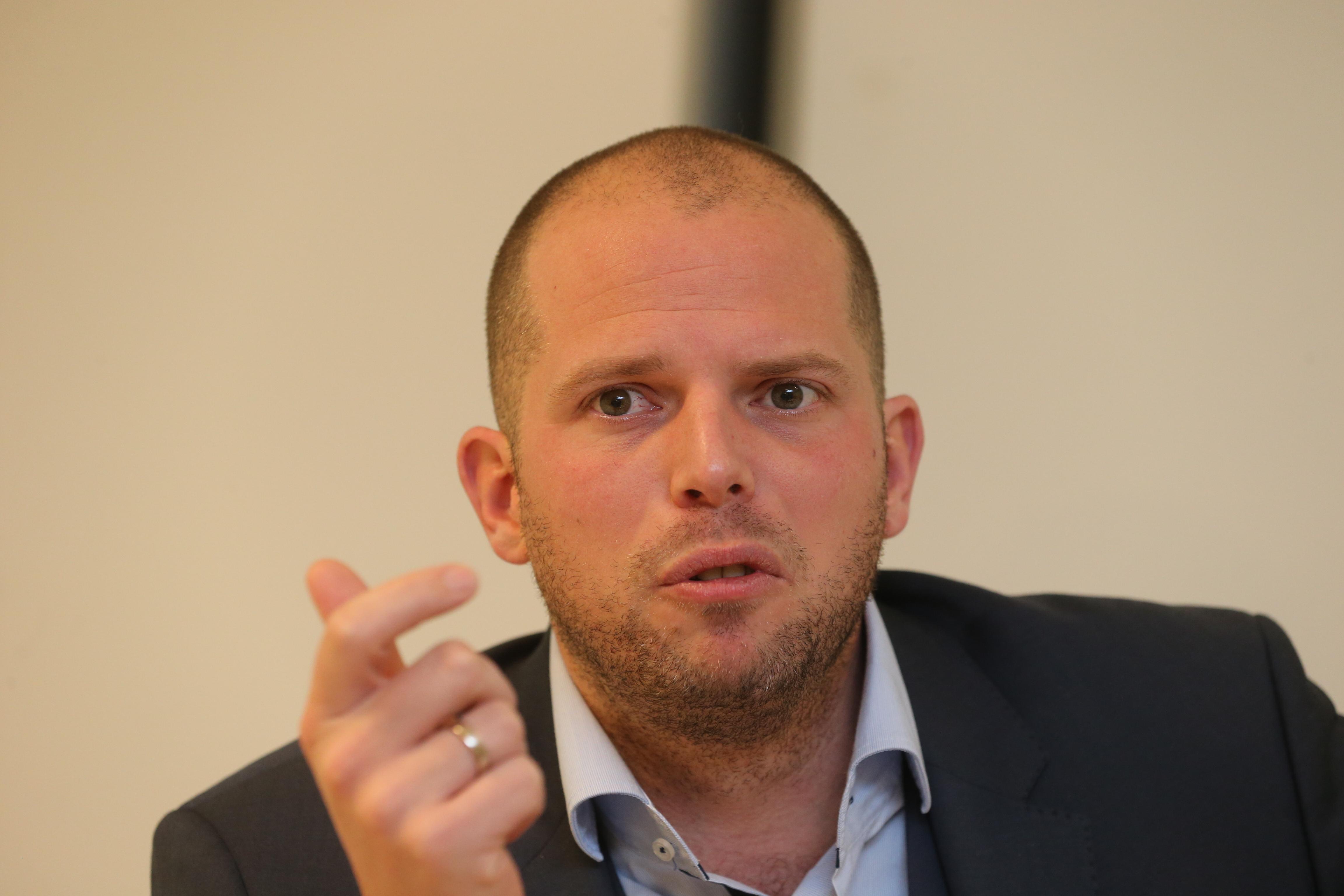 Staatssecretaris voor Asiel en Migratie Theo Francken. (foto belga)
