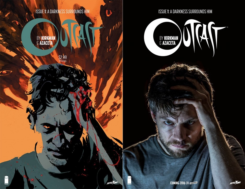 Outcast komt dit jaar al naar Cinemax.