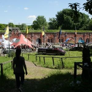 In de forten valt heel wat te beleven. (foto provincie Antwerpen)