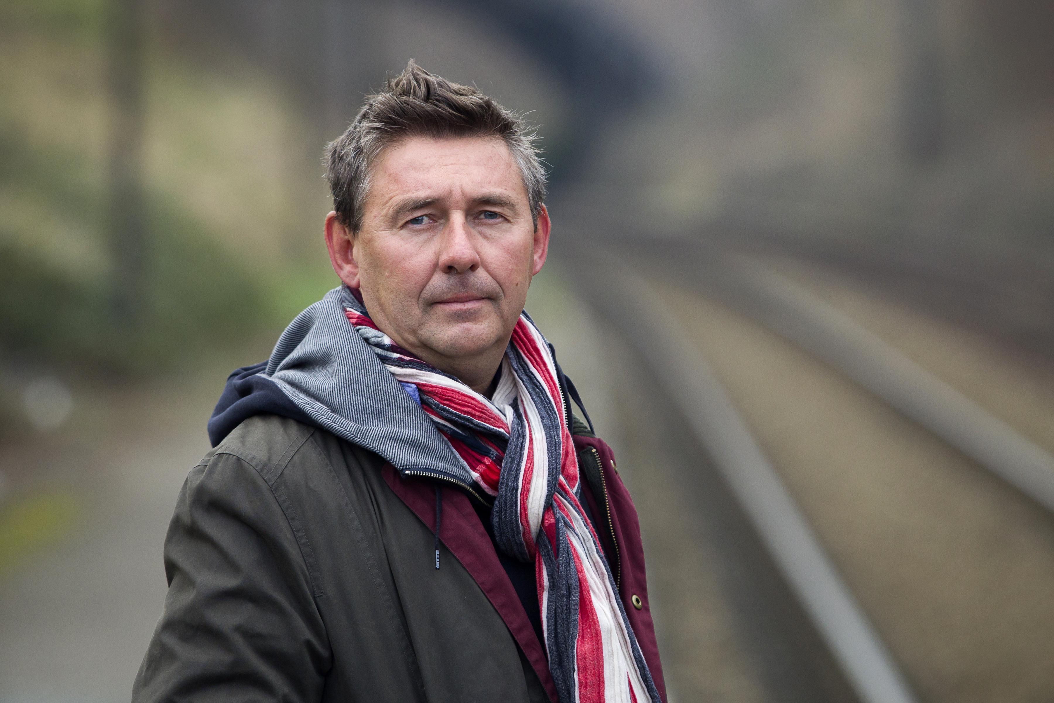 """Rudi Vranckx: """"Je moet IS bestrijden op alle mogelijke terreinen, ook daar ter plaatse. Je kan niet meer terug nu."""" (foto belga)"""