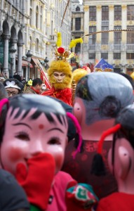 BRUSSELS CHINESE NEW YEAR CELEBRATIONS