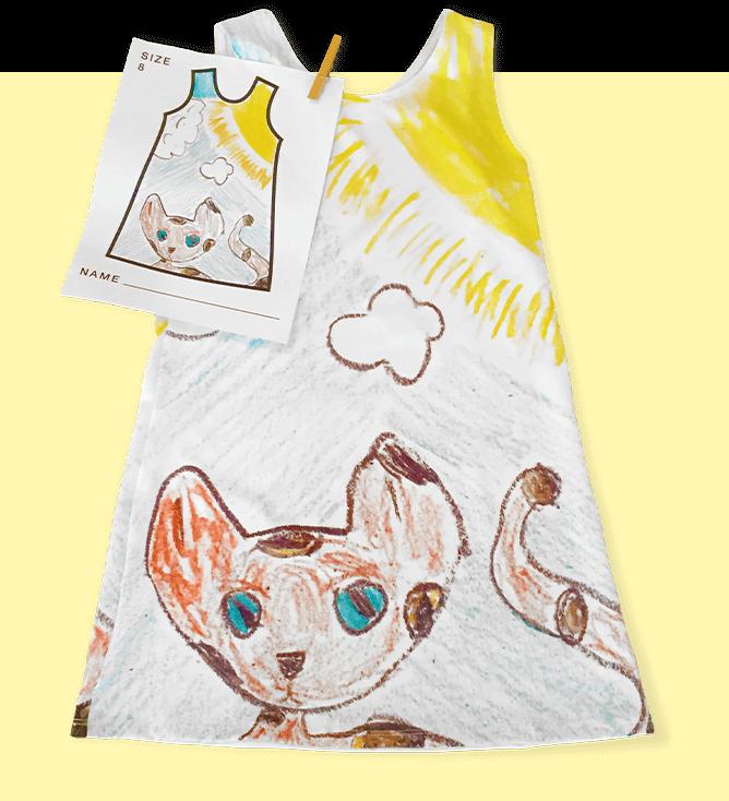 cat-dress