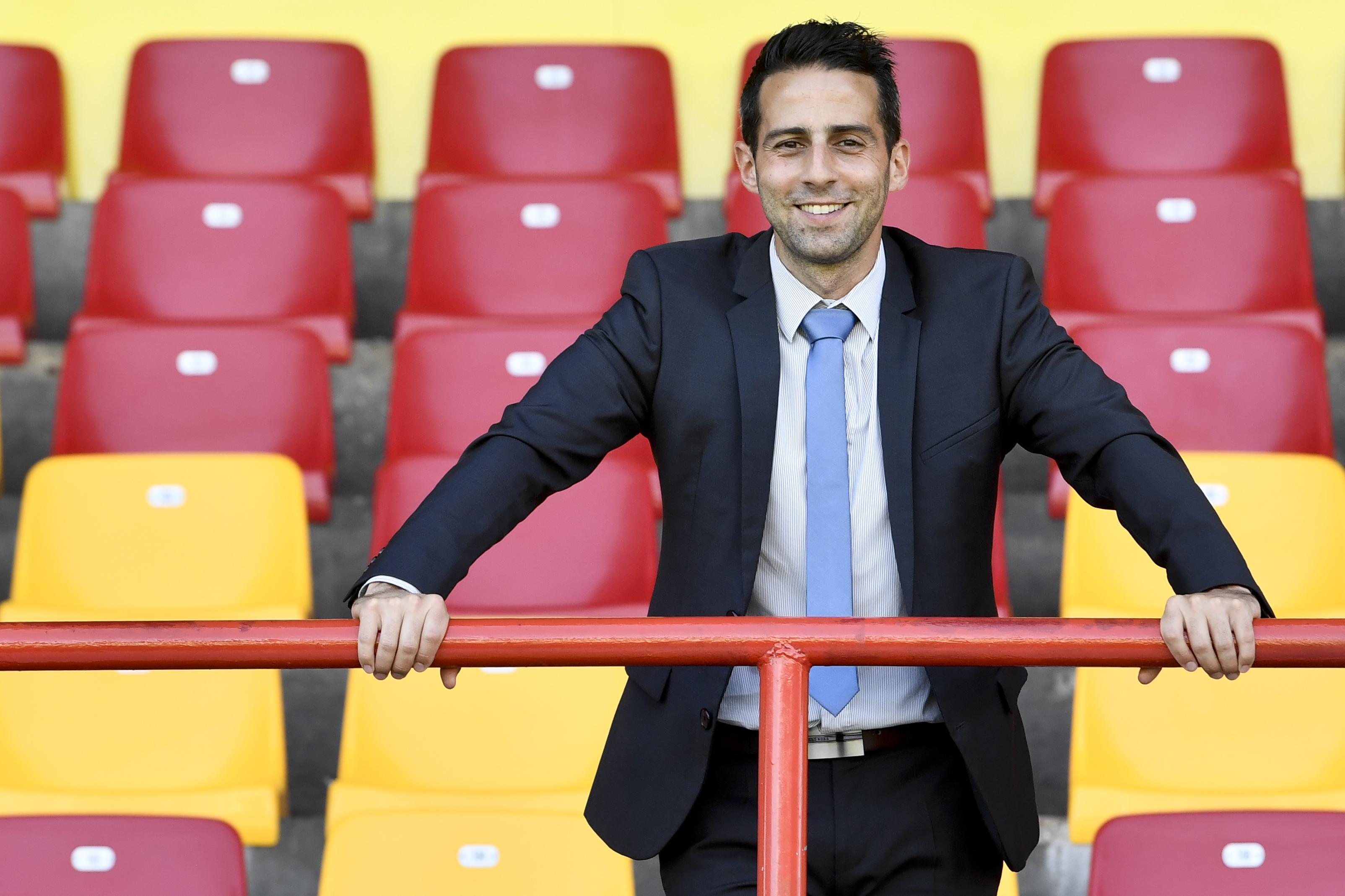 SOCCER KV MECHELEN NEW HEAD COACH