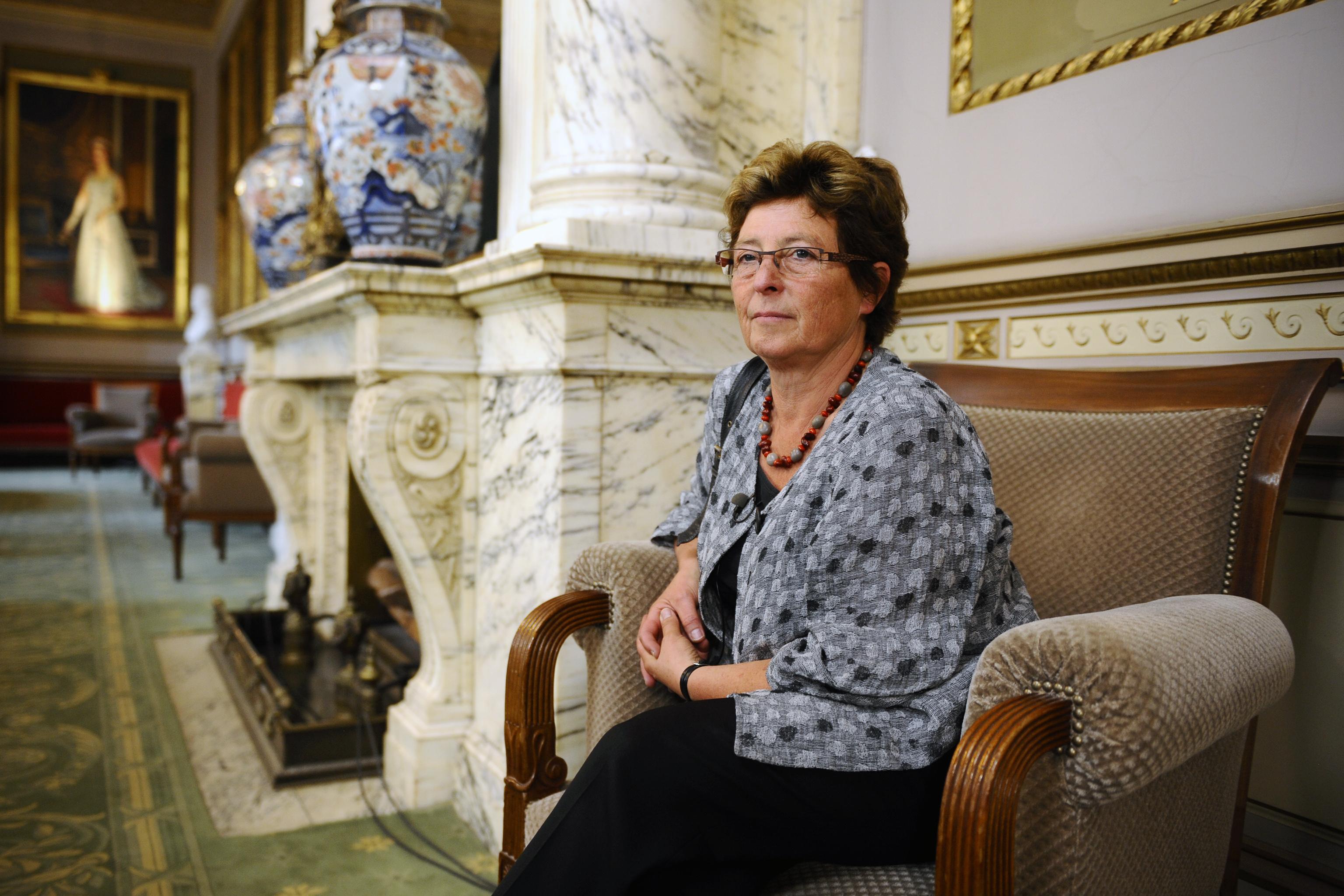 """Vera Dua: """"Niet de staatsstructuur, maar de gebrekkige ambitie van de Vlaamse regering is het probleem."""" (foto belga)"""