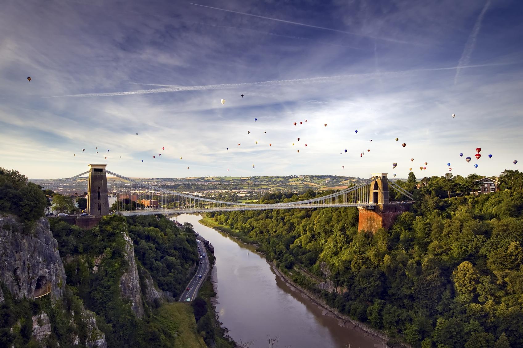 Onbekend, maar daarom niet onbemind: Bristol. (foto istock)