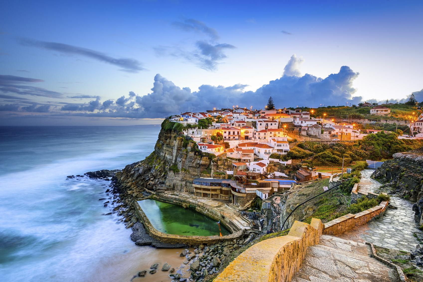 De kust van Portugal. (foto istock)