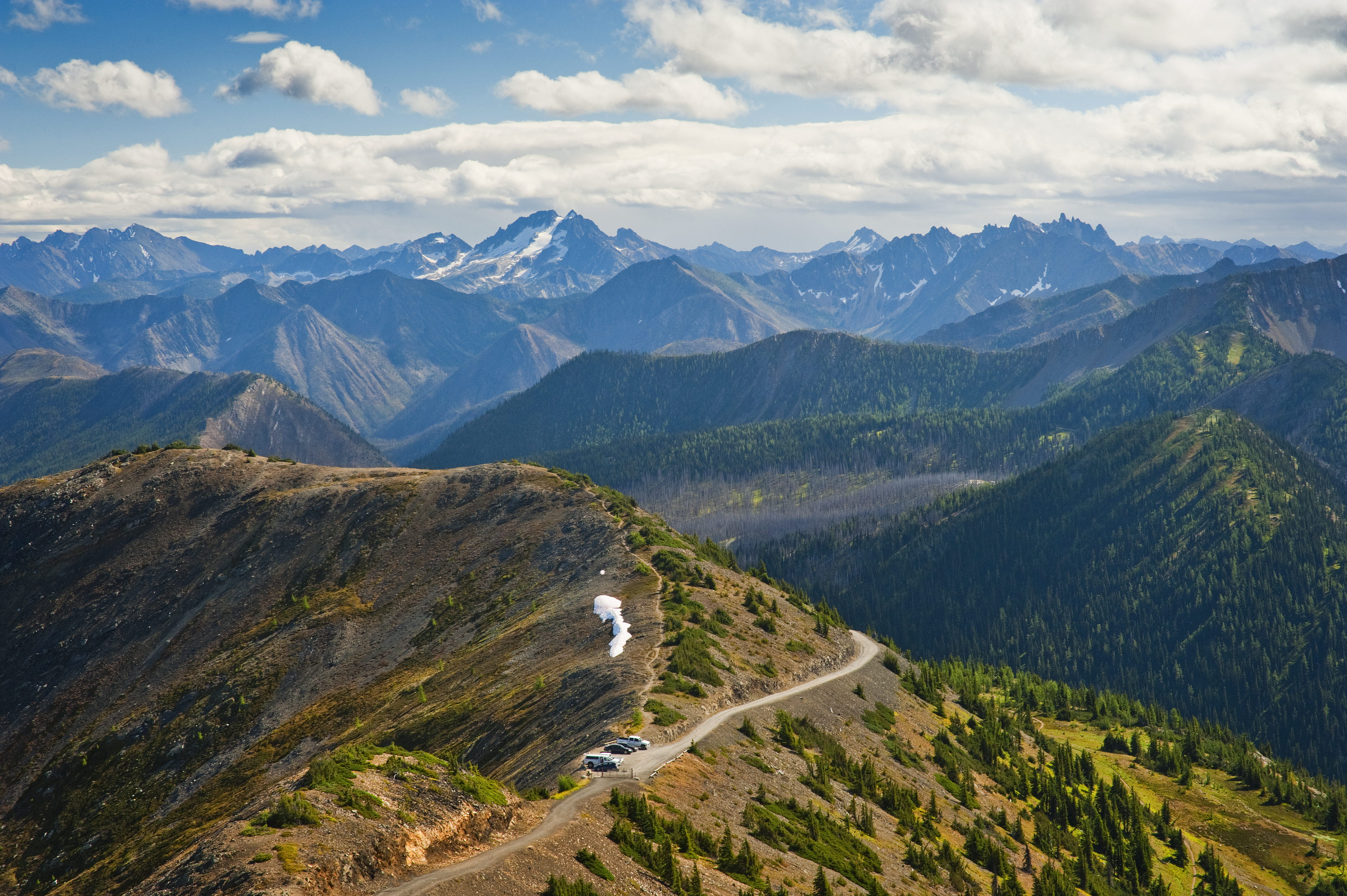 Hart's Pass, Washington