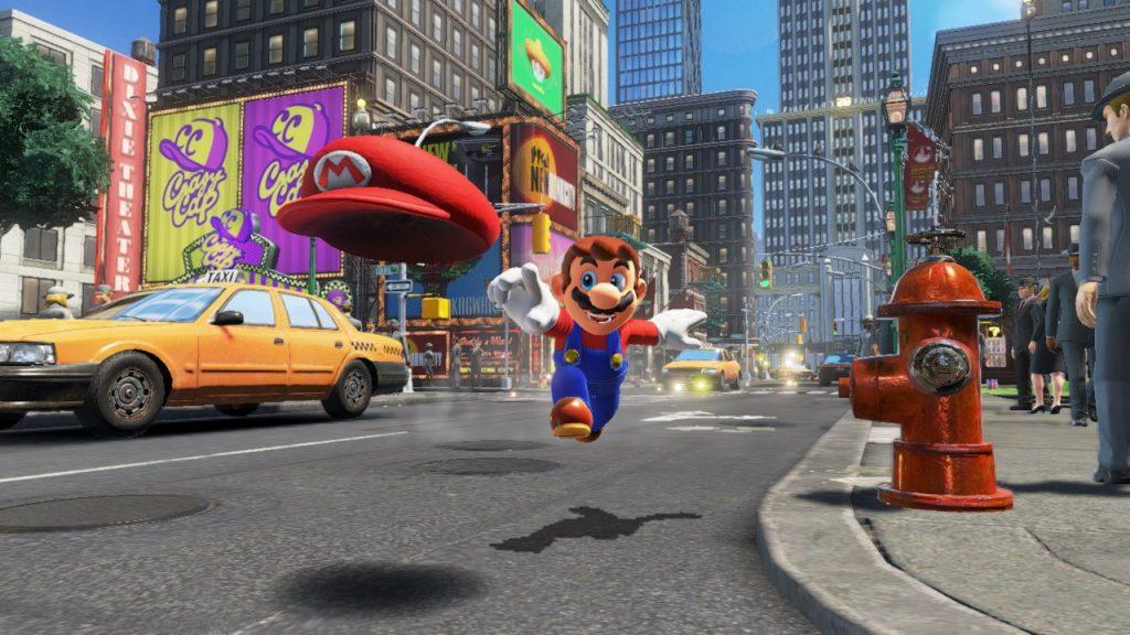 Mario komt ook naar de Switch, maar daarvoor is het nog wachten tot dit najaar.