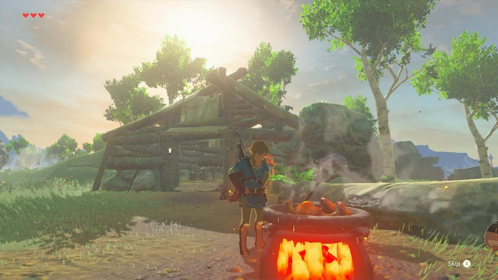 Heerlijke gerechten koken met Link.