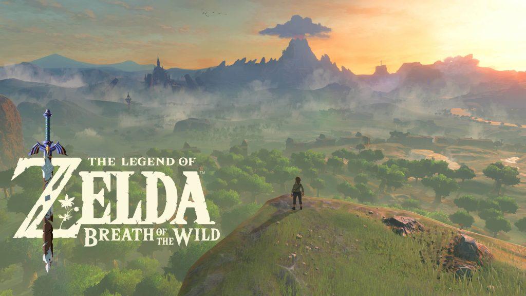 Verken met Link een gigantische wereld in 'Zelda: Breath of the Wild'.