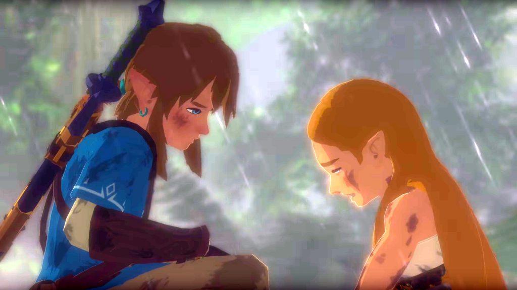 Wat is er 100 jaar geleden met prinses Zelda gebeurd? Je ontdekt het in flashbacks die je vindt in de wereld.