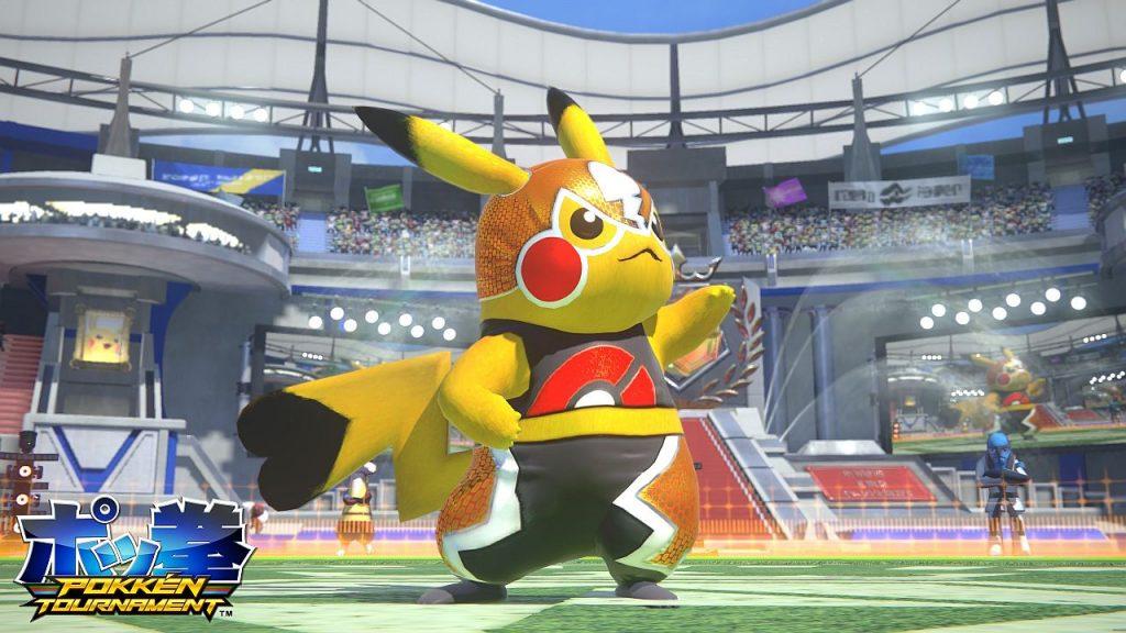 Pokken Tournament verscheen eerder al op WiiU.
