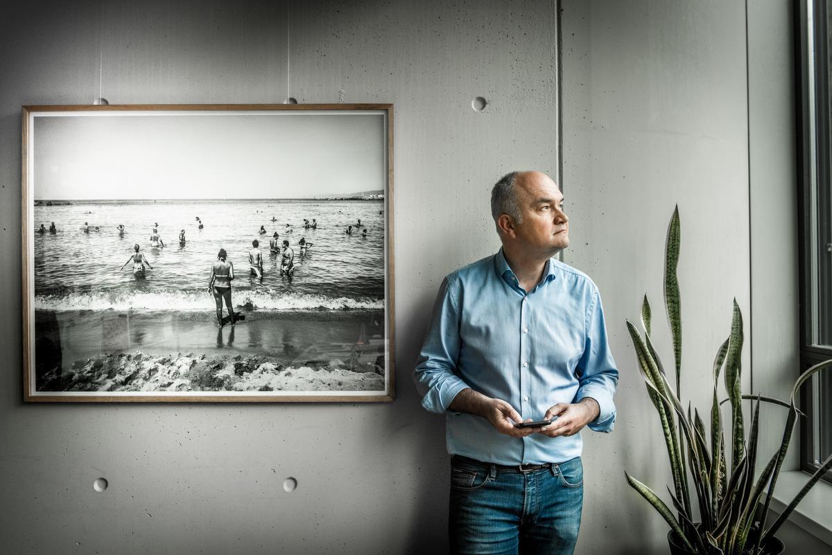 """Björn Rzoska: """"Politici moeten extra goed op hun woorden letten. Anders werken ze verruwing in de hand."""""""