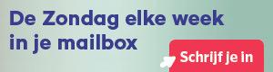 De Zondag elke week in je mailbox