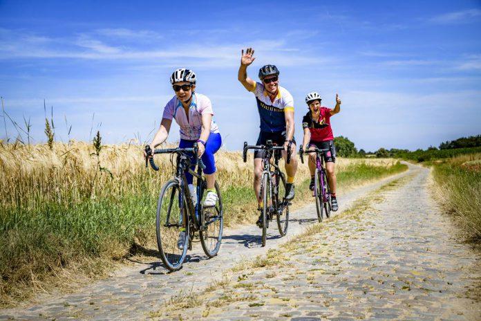 De Eddy Merckxroute laat je genieten van het prachtige landschap in de Groene Gordel rond Brussel. (foto Lander Loeckx)