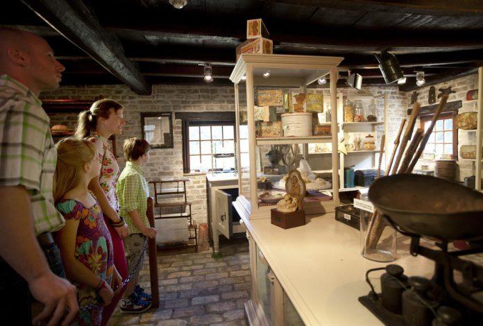 In het Bakkerijmuseum in Veurne wordt het Vlaams Bakerfgoed bewaard. (foto Westtoer)