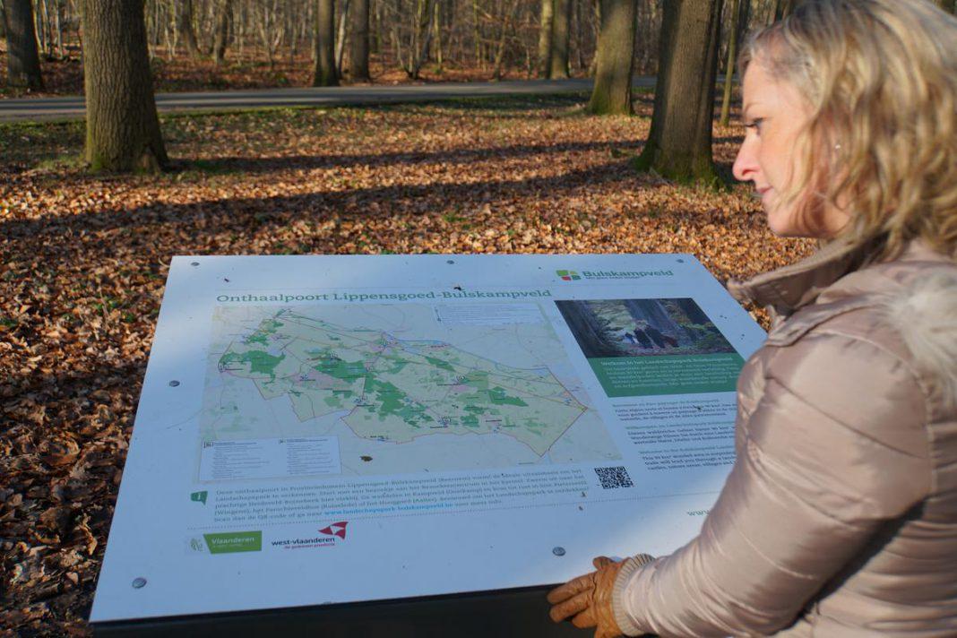 Het wandelnetwerk Bulskampveld is nu nog uitgebreider. (foto maf)