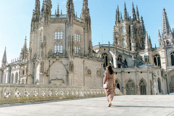 de kathedraal van Burgos, Castilla y Leon, Spain.©F.J. Jimenez Getty Images