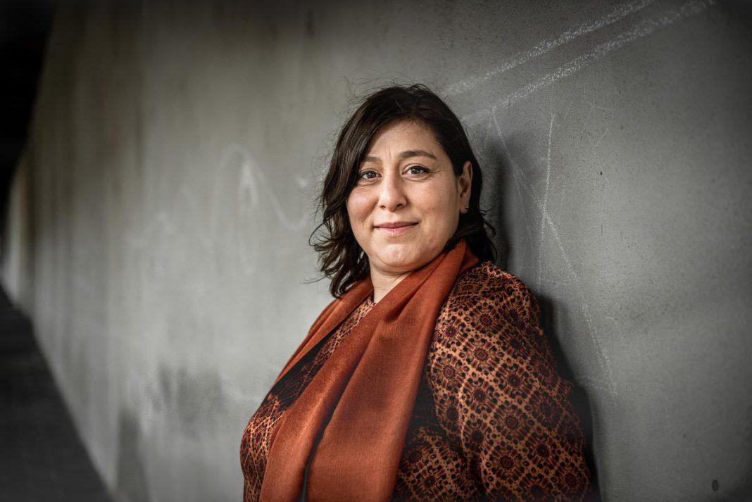 Interview en portret met Meyrrem Almaci in Antwerpen