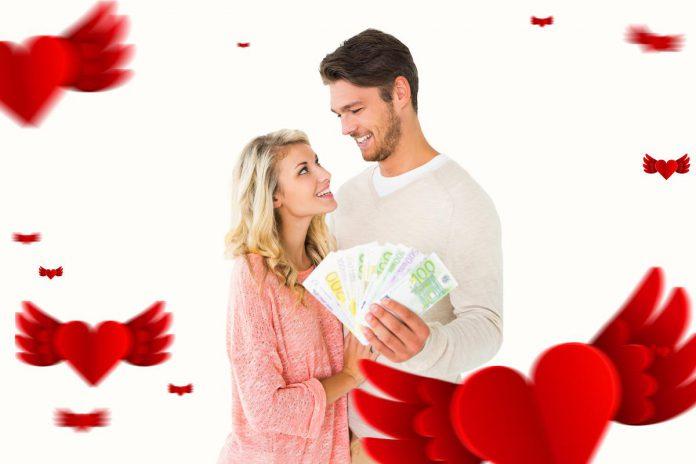 """""""De kans is klein dat je op je partner verliefd werd of bent omdat jullie allebei hetzelfde dachten over het managen van het budget."""" (foto Getty Images)©Wavebreakmedia Getty Images/iStockphoto"""