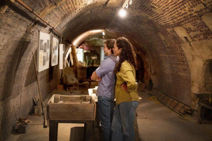 De Rupelstreek telt maar liefst drie steenbakkerijmusea, waaronder het EMABB in de wijk Noeveren in Boom. (foto TOV)