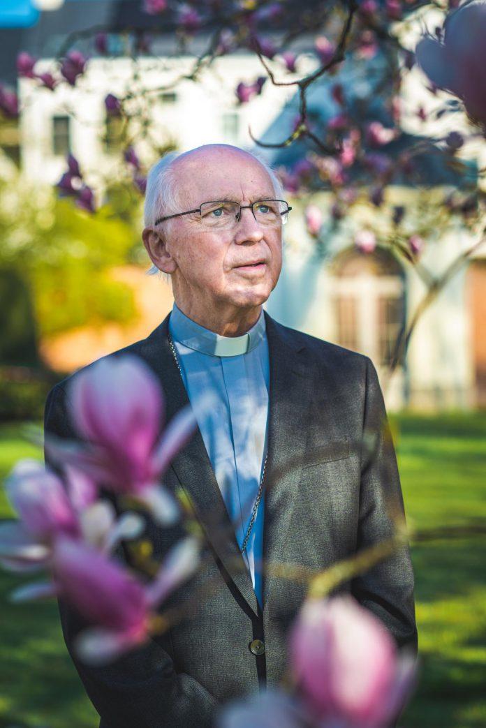 """Kardinaal Jozef De Kesel: """"We gaan voor genezing, zei de dokter. Dat heeft mij troost geboden."""" (foto Christophe De Muynck)"""