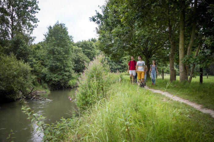 De Streek-GR Dijleland (131 km) loodst je door kasteeldomeinen en verstilde natuurgebieden. (foto Toerisme Vlaams-Brabant)©Lander Loeckx