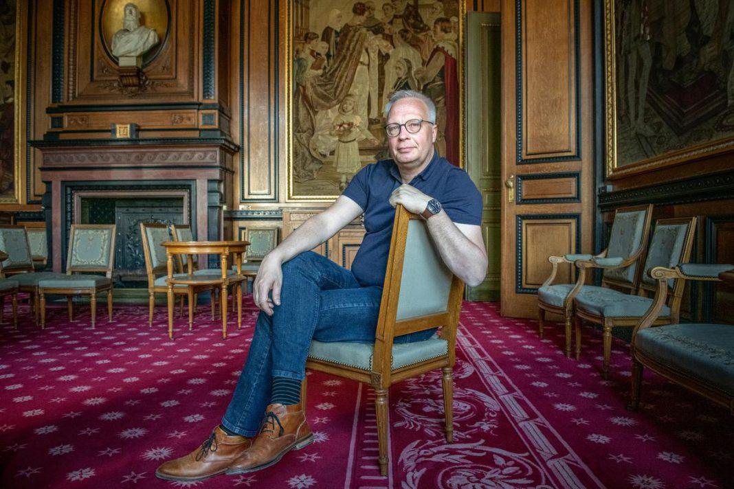 (foto Christophe De Muynck)